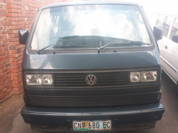 2000 VW 2.6 Caravelle